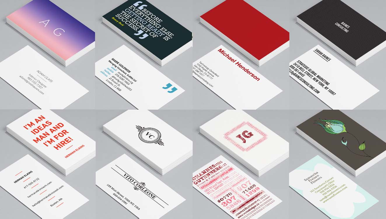 impresi u00f3n tarjetas de presentaci u00f3n economicas  alta